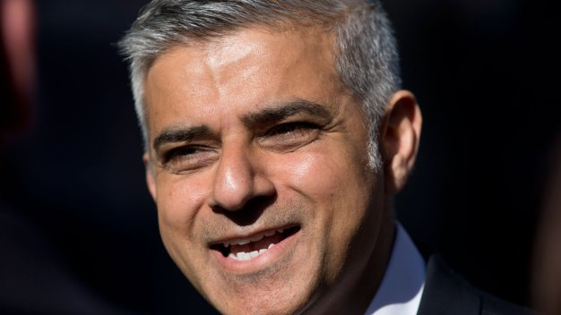 Voters Could Pick London's First Muslim Mayor