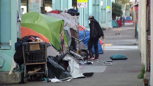 Mayors Seek $1.5 Billion From California to Help Homeless