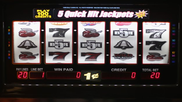 Viejas Casino Adds 1,000 Slots