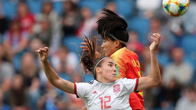 Women's World Cup: Spain and China Advance With Scoreless Draw