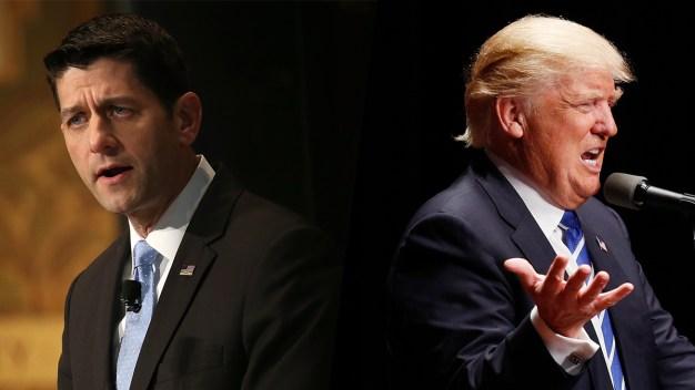 Ryan, Trump to Meet Next Week