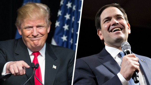 Trump to Rubio on Senate Re-Election: 'Run Marco!'
