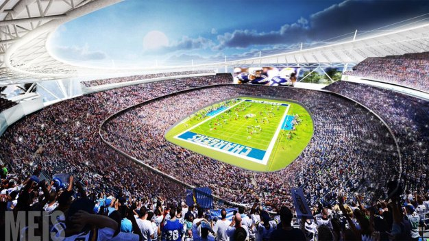 Chargers Stadium Pros and Cons