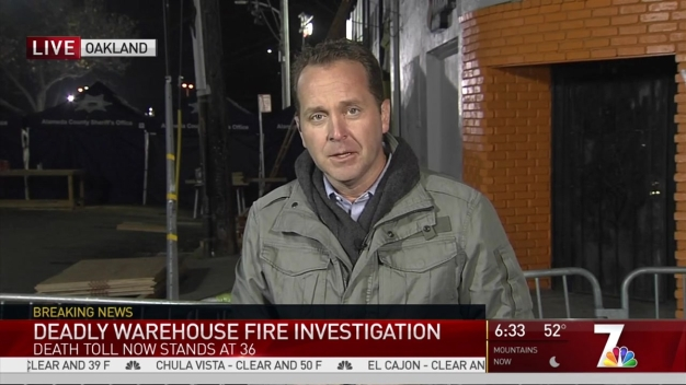 Monday Morning Update in Oakland Warehouse Fire