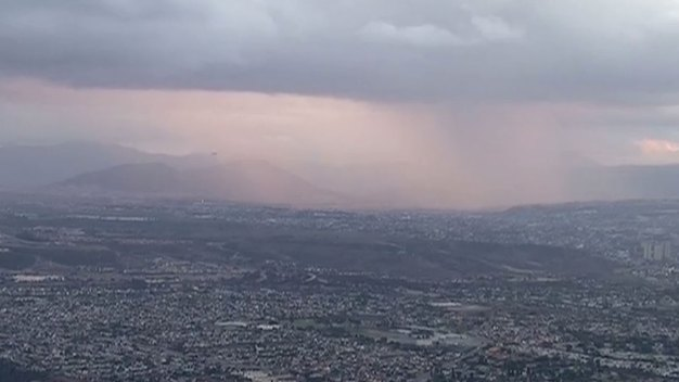 Thursday Rain Welcome Contrast From Santa Ana Conditions