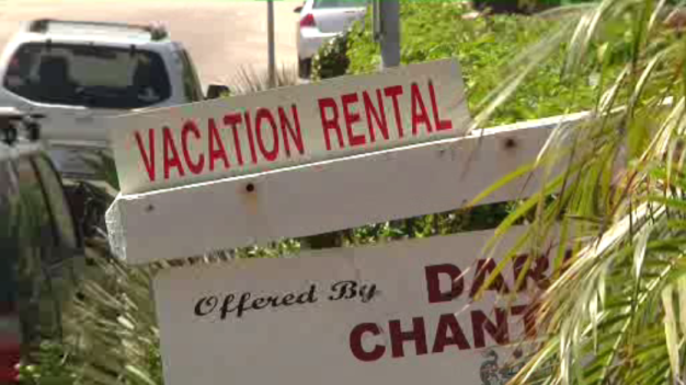Proposal to Ban Short-Term Vacation Rentals