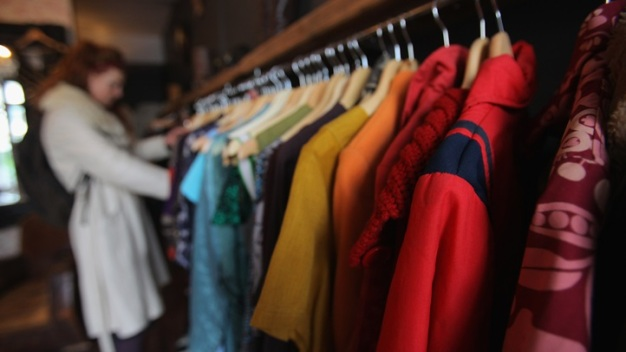 Clothing Drive for Female Military Vets