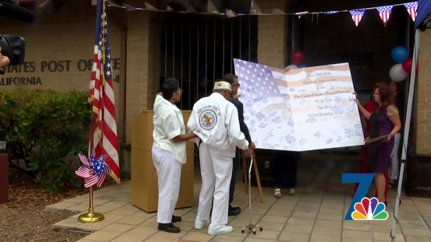 Oldest Surviving Veteran Of Pearl Harbor Celebrates 105th Birthday