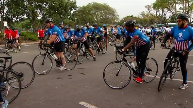Veterans Ride Through North County With WWP