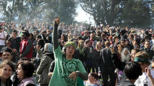 Calif. Marijuana Legalization Initiative Moves Forward
