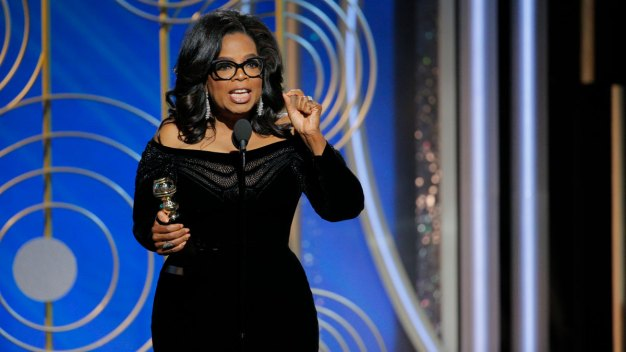 Why Not President Oprah? In Trump Era, Democrats Hail Idea