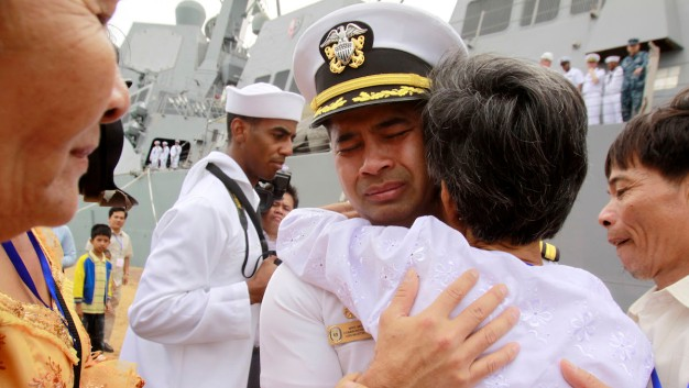 200 People Involved in Navy Bribery Scandal: Feds