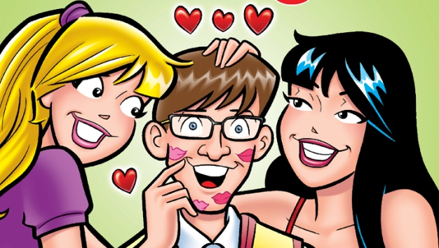 "Comic Book Combines ""Archie"" with ""Glee"""