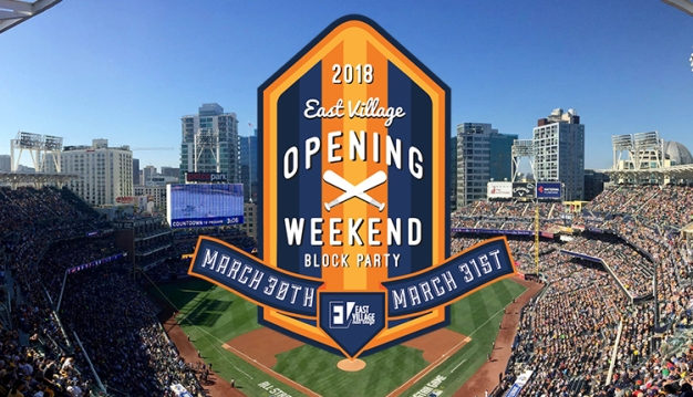 OPENING DAY BLOCK PARTY 2018