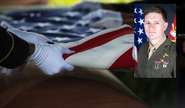 US Marine Killed in Plane Crash to Be Buried in San Diego