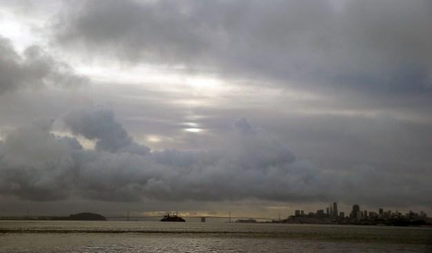California Braces for Downpours, Flooding