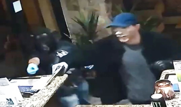 Man in Monkey Mask Sought in Robbery
