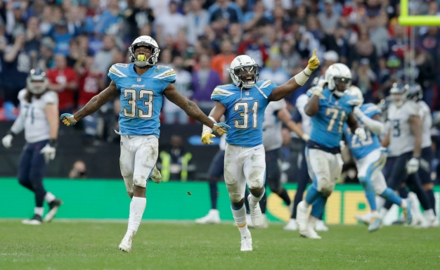 Titans Gamble, Lose to Chargers in London