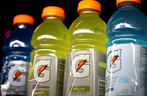 Calif. Hits Gatorade in Court for 'Anti-Water' Video Game