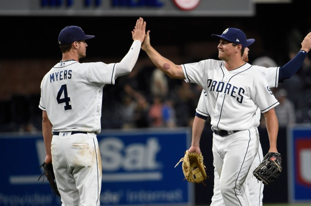 Padres Bats Come Alive to Tie Series against Braves