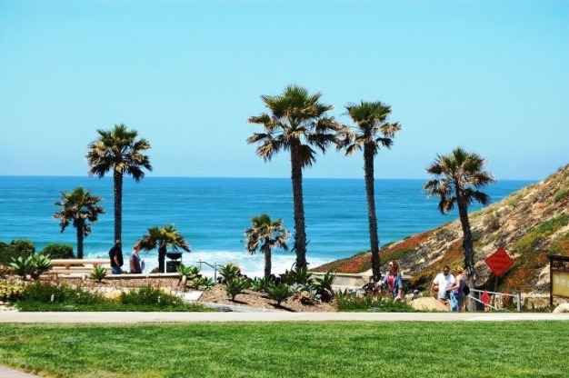 About San Diego: Solana Beach