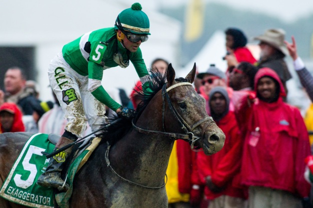 Preakness-Winning Jockey Enters Rehab