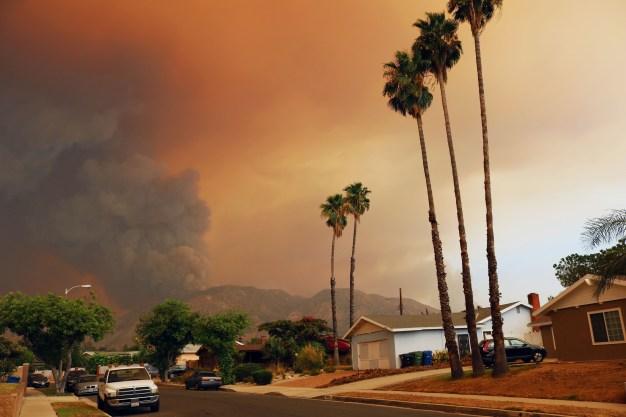 Reimbursement for Fire Evacuation Costs?