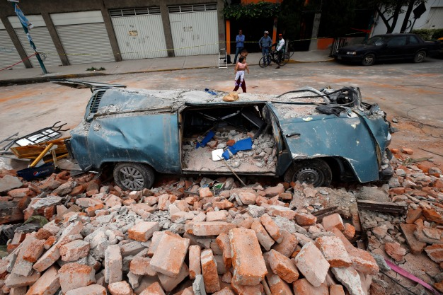 Mexico Earthquake Leaves UCSD Seismologists Baffled