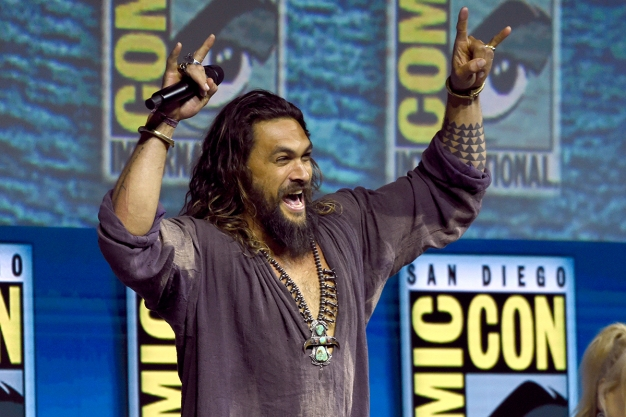 'Aquaman,' 'The Clone Wars' Top SDCC's Most-Tweeted Lists