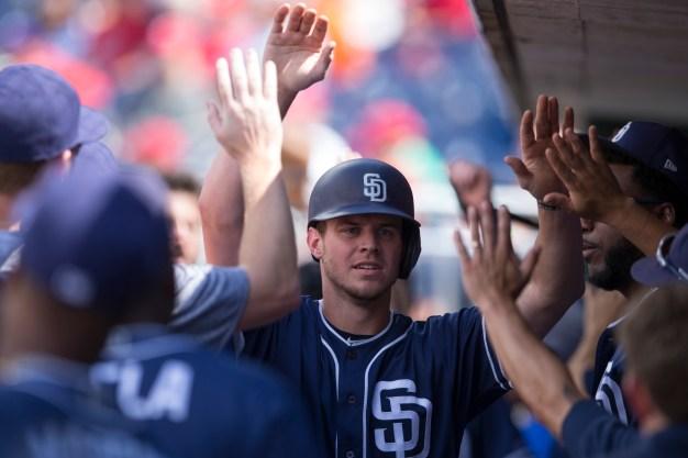 Padres Split Double Header but Drop Series against Phillies