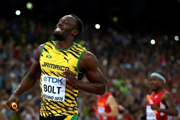Usain Bolt Suffers Leg Injury