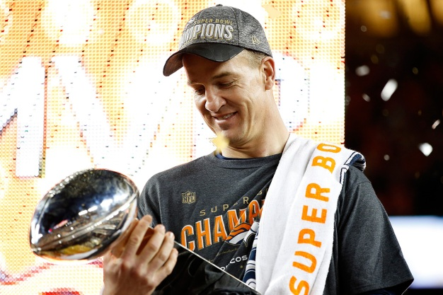 Budweiser Didn't Pay Manning for Shout Out