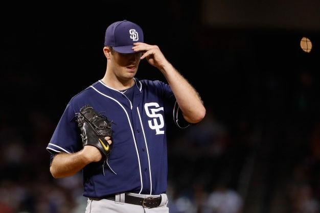 Padres Drop Series in Phoenix