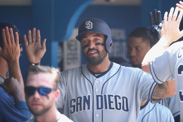 Padres Trade Kemp
