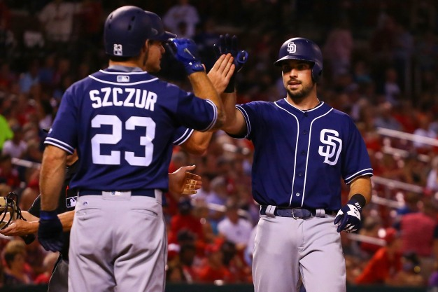 Chacin's Struggles against St. Louis Continue
