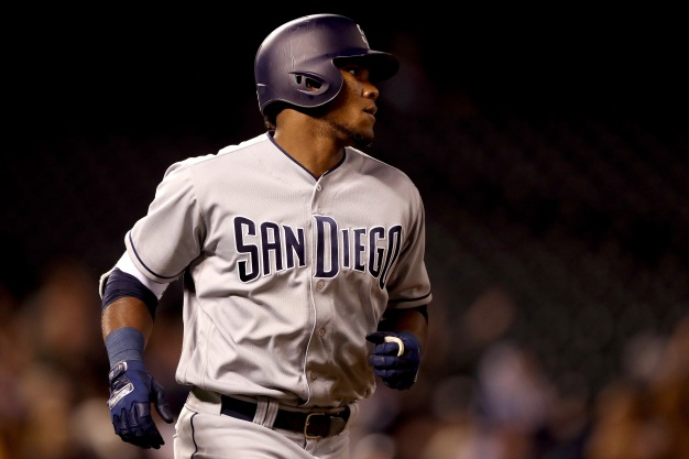 Padres Offense Comes Alive against Rockies