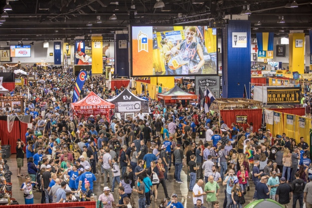 OB Brewery Nabs Gold at Great American Beer Fest