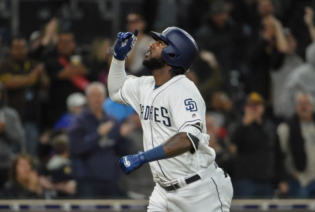 Paddack, Reyes Lead Padres to 2-1 Win Over Arizona