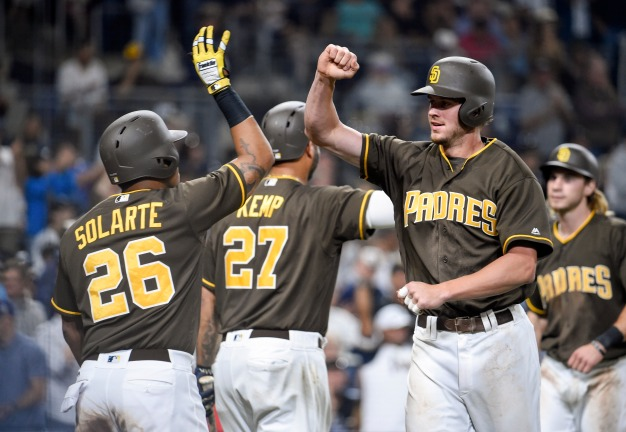Myers Stays Hot, Padres Beat Yankees