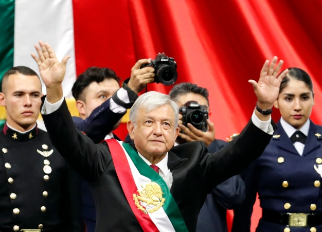 Mexico Leader Says He Talked With Trump About Migrants, Jobs