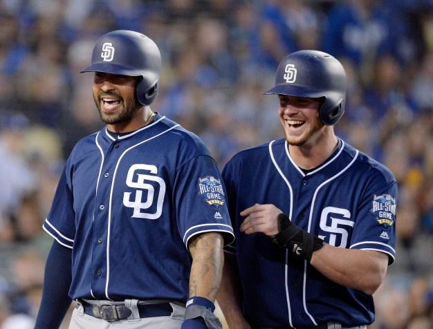 Padres Take Series at Dodger Stadium
