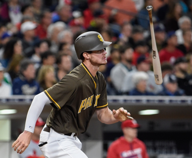 Myers Stays Hot, Padres Win