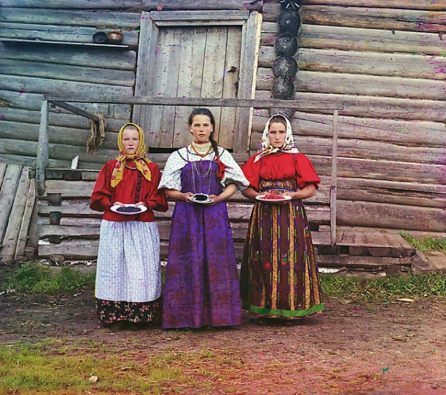 Color Photos of Old Russia the Awesomest Thing You'll See All Day