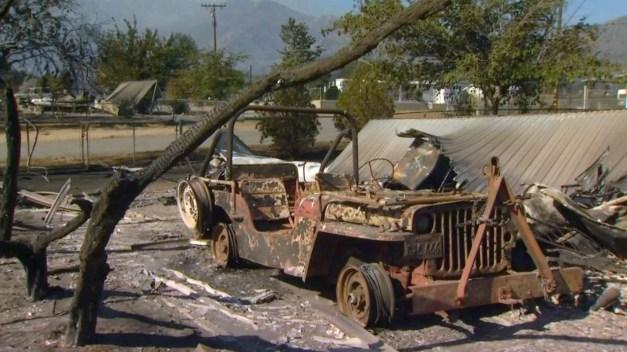 2 Killed in Devastating SoCal Wildfire