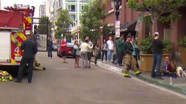 Dozens Evacuated From Flooded East Village Apartment Complex