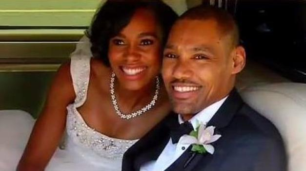 Injured Olympian Makes Good on Vow to Walk at Wedding
