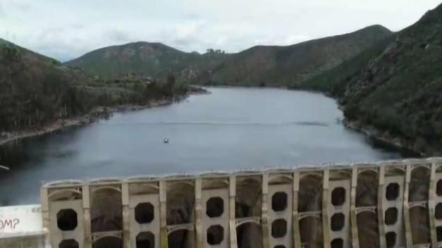 How Much Rain Would It Take to Fill Lake Hodges?