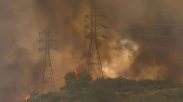 SDG&E Shuts Off Power Amid Fire Weather