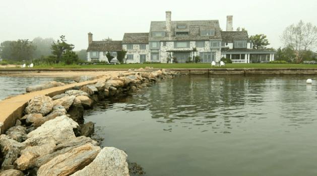 Tour The Katharine Hepburn Estate