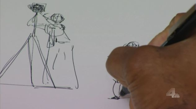 Disney's First African American Animator Encourages, Inspires Students